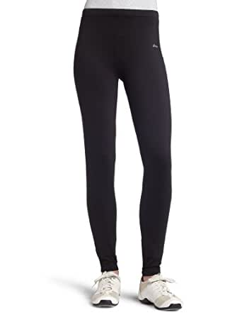 ASICS Women's Legato II Running Tight,BLACK,M
