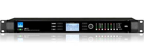 Lab Gruppen Loudspeaker Processor with Raised Cosine EQ and Simultaneous Cross-Platform Parameter Adjustments (LM26U)