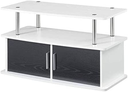 Convenience Concepts Designs2Go Deluxe 2 Door TV Stand