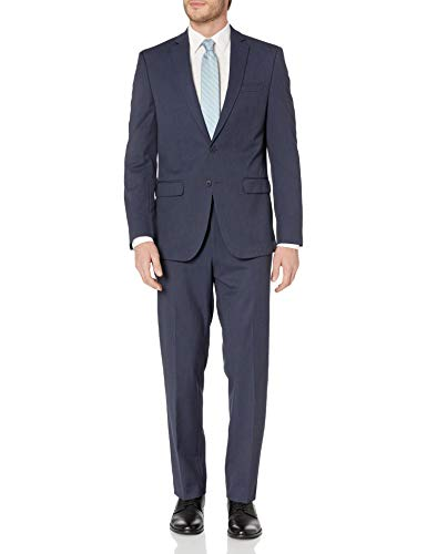 Van Heusen Men's Modern Slim Fit Flex Stretch Suit