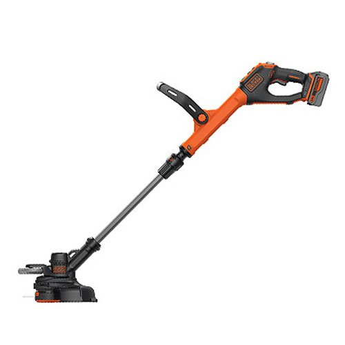 BLACK+DECKER LSTE523 20V Max Lithium POWERCOMMAND Easy Feed String - Trimmers Lawn Edgers