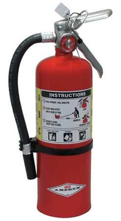 Fire Extinguisher, Dry Chemical, 3A:40B:C