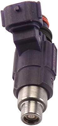 4 Compatible with 2001-2003 Mazda 2.0L I4 INP-782 INP-783 Nikki Remanufactured Fuel Injectors Set