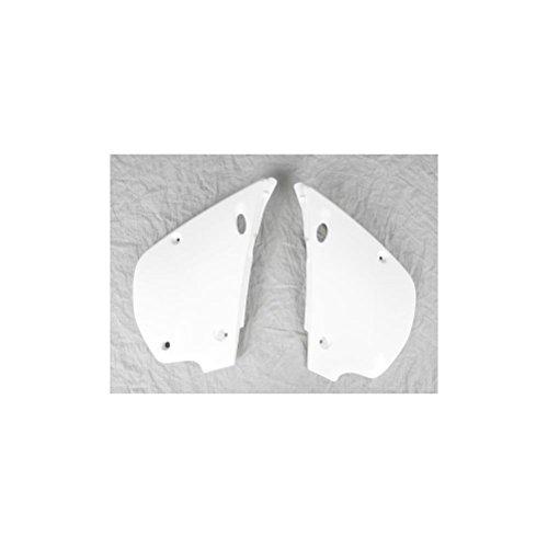 - UFO 07-11 Yamaha WR450F Side Panel Set (White)