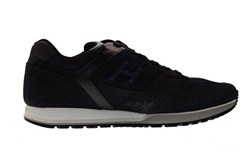 Hogan Scarpe Uomo Sneakers Basse HXM3210Y861II5961R H321 Blu Ver A Precio Reducido La Venta De Alta Calidad M3ntAjQ8
