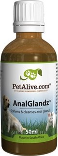 PetAlive AnalGlandz (50 ml), My Pet Supplies