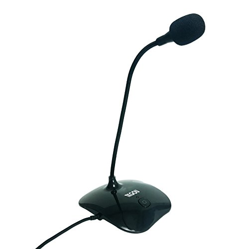 PC Computer USB Microphone TKGOU Microphone for PC Computer Windows Mac-True Plug and Play USB Microphones UM6 [2018 Audio Pro Edition] by TKGOU (Image #7)