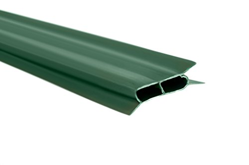 Pexco FinLink Chain Link Fence Slats (4-ft., Green)