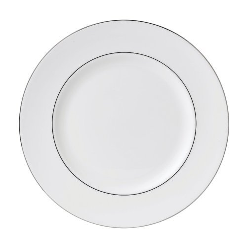 Wedgwood Signet Platinum 10-3/4-Inch Dinner Plate by Wedgwood - Wedgwood Signet Platinum Dinnerware