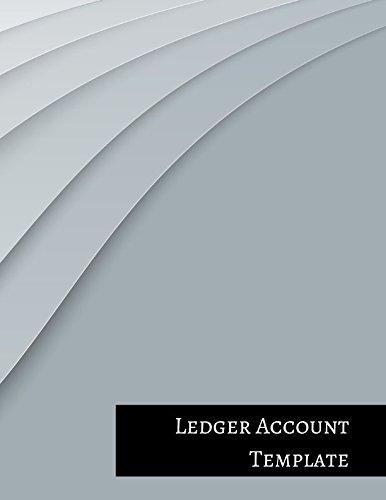 Ledger Account Template: One Column Columnar Format ()