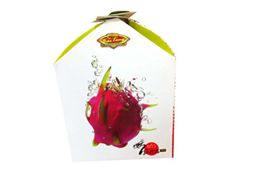 [2 Packs of Dragon Fruit Preserved (Pitaya) (125 G./ Pack), Premium Snack From Thailand.] (Car Wash Costume Ideas)