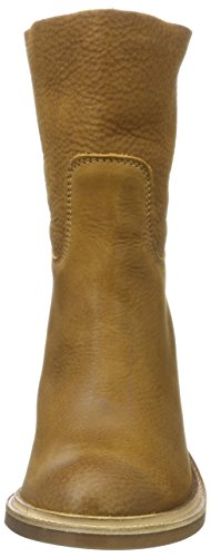 Women''s Boots Slouch caramel Beige Amsterdam 3004 Shabbies vOFqwfWF