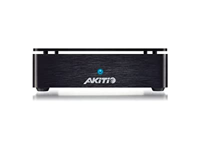Akitio MyCloud Mini Black (Personal Cloud NAS Server) - Enclosure Only