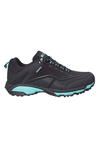 Soft Hiking Shoes Ideal for Walking /& Hiking Lightweight Ladies Shoes Breathable Walking Shoes Mountain Warehouse Collie Waterproof Womens Shoes