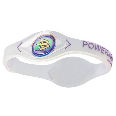 Power Balance Clear with Fuschia Small by Power Balance (Image #1)
