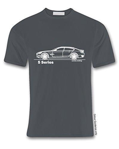 Carb L S 5 Series Gris Cars o del camiseta de en 360 coche 2 Tama x BUFggw