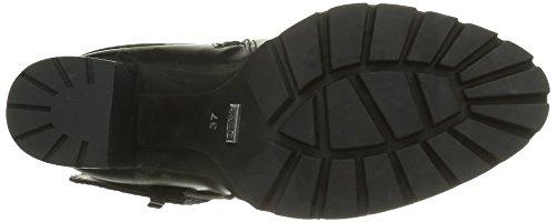 01 Buffalo Women's Boots Black 46 Black B118a P1735a 0atq0rH