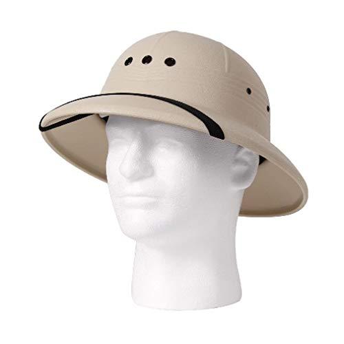 (BlackC Sport Pith Vietnam Waterproof Military Style Helmet US Made)