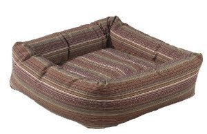 Bowsers Dutchie Dog Bed, Microvelvet Jester, Small 21