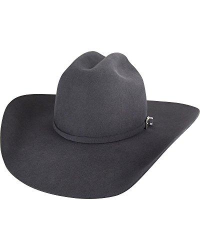- Bailey Men's Steel Pro 5X Wool Felt Cowboy Hat Steel 6 3/4