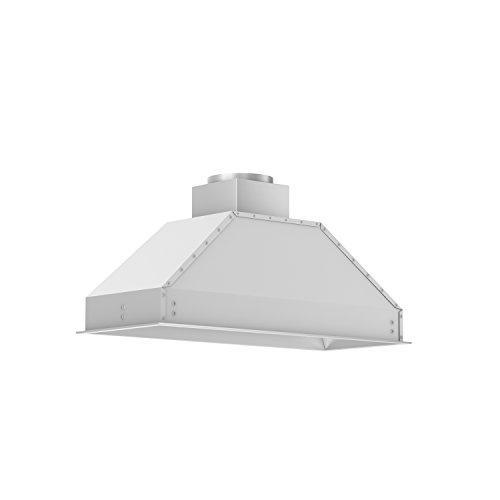 Z Line 695-40 Deep Stainless Steel Range Hood Insert, 40-Inch