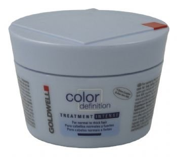 Definition Intense Treatment - Color Definition Intense Treatment ( For Normal to Thick Hair ) - 150ml/5oz by Goldwell