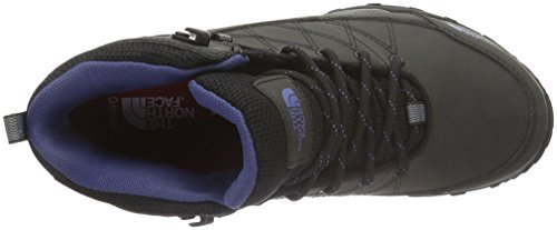 The North Face W Storm Strike Wp, Botines para Mujer Negro (TNF BLACK/SEDONA SAGE GRY)