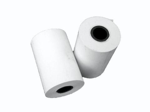 on Receipt Printer LARGE ROLL Thermal Paper 3 1/8
