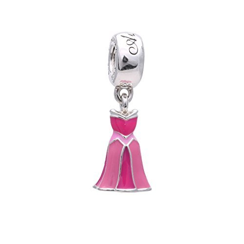 PANDORA Disney Aurora's Dress Dangle 791921ENMX