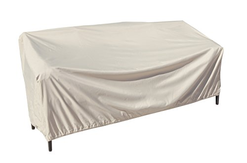 Treasure Garden X-Large Sofa With Elastic CP243 (Patio 96 Inch Round Furniture Cover)
