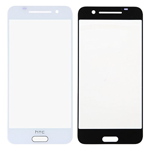 BisLinks® Brand New White Front Outer Screen Glass Lens Replacement Part For HTC One - Lenses How To Fix Scratched