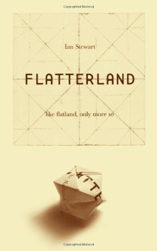 Flatterland: Like Flatland, Only More So pdf epub