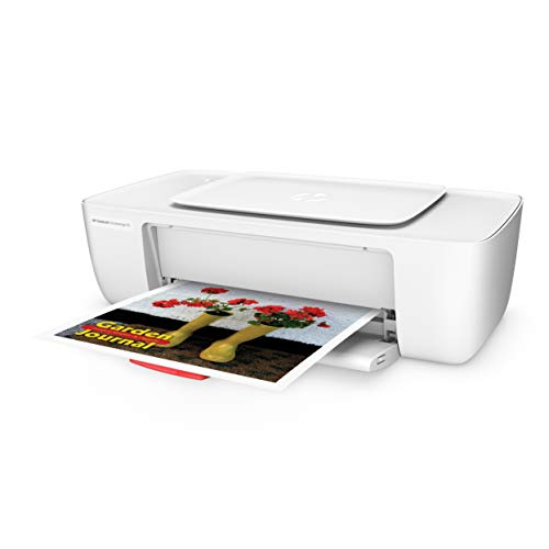 HP Deskjet 1115 Single Function Ink Advantage Printer (White) 4