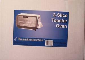 Toastmaster TOV2 2-Slice Toaster Oven.