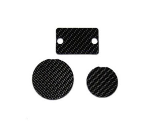 JOllify CARBONIO protezione in fibra di carbonio tappo set Cover per Honda CBR 1000 Repsol SC57 2004 –  2005 jcc101 a JCC101a