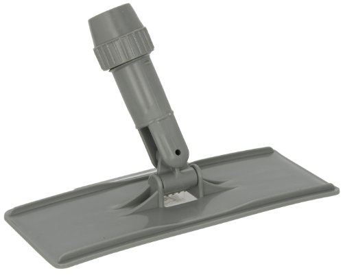 Impact 2007 Universal Locking Collar Pad Holder, 9-1/2'' Length x 3-5/8'' Width, Gray (Case of 12) by Impact Products
