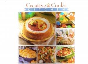 Creative Cook's Kitchen 3 Ring-Bound Binder's 575 recipes (Creative Cooks Kitchen)