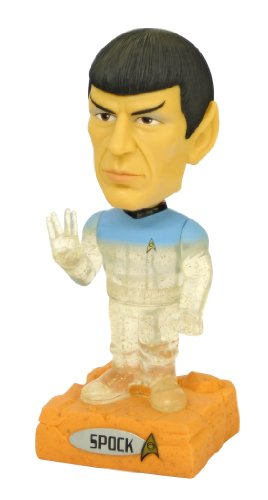 Funko Spock Talking Wacky Wobbler