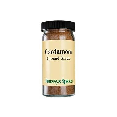 Cardamom #6 Ground Seeds By Penzeys Spices 2.4 oz 1/2 cup jar