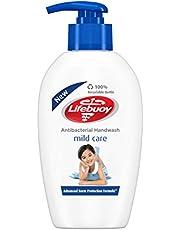 Lifebuoy Mild Care Anti Bacterial Hand Wash, 200ml