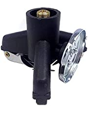 Triangle Converter Outdoor Triangle Conversion Head Stove Adapter Camping Stove Connector För Spis Utomhus Camping Svart