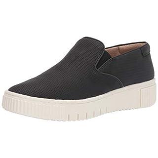 SOUL Naturalizer Women's TIA Sneaker, BLACK, 9
