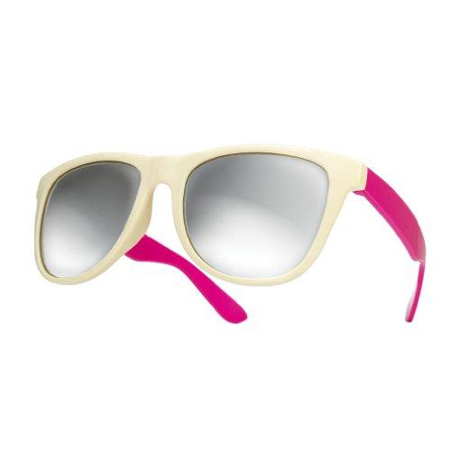 New espejo mirror nbsp;lente Unisex UV400 gafas duo de fuchsia 4sold o marca de sol gafas sol r4rqXwgRvO