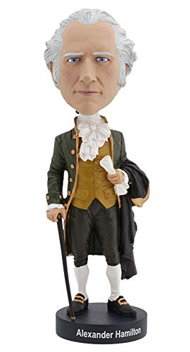Royal Bobbles Alexander Hamilton Bobblehead]()