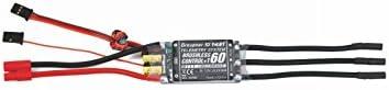 Graupner Brushless Control + T 60 G3.5 ESC HoTT 31T--lHHcGL