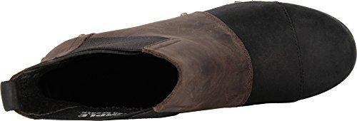 SOREL Women Addington Chelsea Boot (8.5 B(M) US, Bronze/Black)