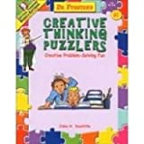 img - for Dr. Funster's Creative Thinking Puzzlers: Book B1, Grades 6-8 book / textbook / text book