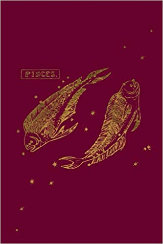 Amazon.com: Pisces: Zodiac Notebook 120-Page Lined Pisces ...
