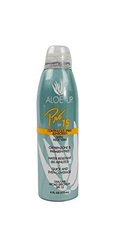 Aloe Sunscreen Spray - 6