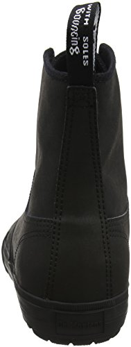 Black Dr Womens Boots Winsted Martens 8 Eyelet Leather C60pgwqx